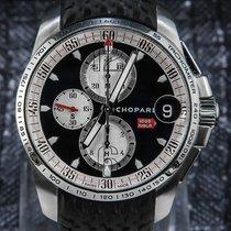 Chopard Chronographe 44mm Remontage automatique occasion Mille Miglia Noir
