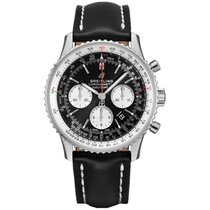 Breitling Navitimer 01 (46 MM) Steel 46,00mm Black No numerals United Kingdom, or EU warehouse (see description)