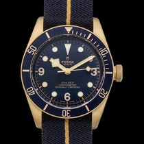 Tudor Black Bay Bronze 43.00mm Blue United States of America, California, San Mateo