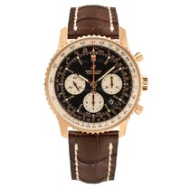 Breitling Navitimer 1 B01 Chronograph 43 new Automatic Watch with original box and original papers RB0121211B1P1