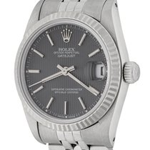 Rolex Lady-Datejust Steel 30mm Grey No numerals United States of America, Texas, Dallas