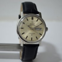 Omega Constellation Day-Date Steel 35mm Silver No numerals India, MUMBAI