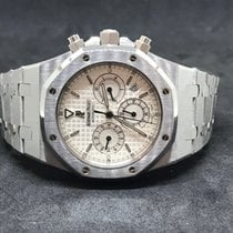 Audemars Piguet Steel 39mm Automatic 25860ST.OO.1110ST.05 pre-owned