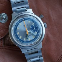 Longines Conquest Steel 36mm Blue United States of America, Illinois, Chicago
