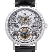 Breguet Classique Complications Platin 35mm Transparent Deutschland, Schwabach