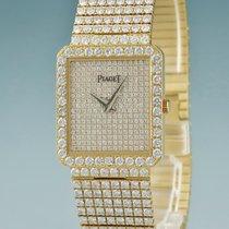 Piaget Sarı altın 25mm Quartz 81541.C.626 ikinci el