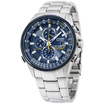 Citizen Promaster Sky Steel 43mm Blue United States of America, New York, Brooklyn