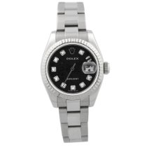 Rolex Lady-Datejust Steel 26mm Black United States of America, California, Fullerton