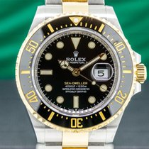 Rolex Sea-Dweller 126603 2019 pre-owned