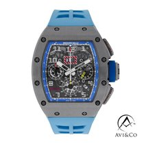 Richard Mille new Automatic 42mm Titanium Sapphire crystal