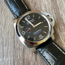 Panerai pre-owned Automatic 44mm Black