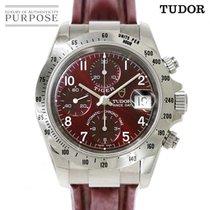 Tudor Prince Date Steel 40mm Bordeaux