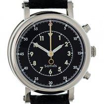 Sothis Central Chronograph Stahl Automatik Limitiert 43mm...