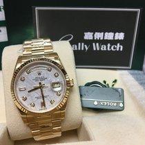 Rolex Cally - 118238 36mm DayDate President Mete Diamond (NEW)