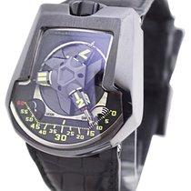 Urwerk UR-202 p 202 Black Platinum - Limited to 10Pcs - On...