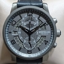 Montblanc Timewalker Titanium Flyback, full set