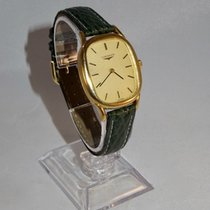 Longines Yellow gold 27mm Manual winding pre-owned