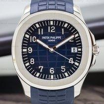Patek Philippe 5168G-001 Aquanaut SS / Rubber UNWORN (26934)