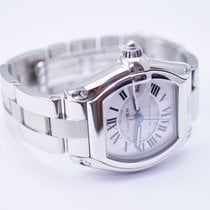 Cartier Roadster Large Stainless Steel Mens Watch 2510
