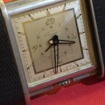 Movado Montre occasion 1940 Acier Remontage manuel Montre uniquement