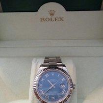 Rolex Datejust II Acero 41mm Azul Romanos España, Orihuela Costa