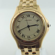 Cartier Cougar Yellow gold United States of America, Florida, Fort Lauderdale