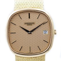 Patek Philippe Elipse in Gelbgold 18kt 3847 Big-size Full-Set ...
