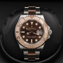Rolex Yacht Master 116621 Stainless Steel / Rose Gold