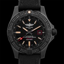 Breitling Avenger Blackbird 44 Black United States of America, California, San Mateo