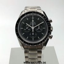 Omega Speedmaster Professional Moonwatch neu 42mm Stahl