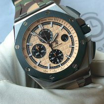 爱彼 Royal Oak Offshore Chronograph 26400SO.OO.A054CA.01 全新 钢 44mm 自动上弦
