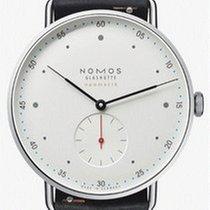 NOMOS 1113 Steel 2020 Metro Neomatik new