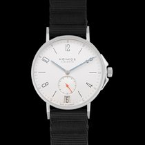 NOMOS Steel 40mm Automatic 551 new United States of America, California, San Mateo