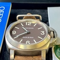 Panerai Luminor (Submodel) usato Titanio