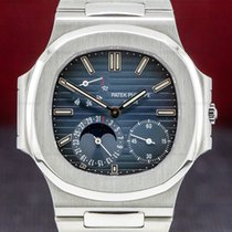 Patek Philippe Nautilus pre-owned 43mm Steel