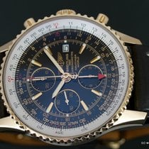 Breitling Navitimer World Rose gold