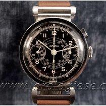雷玛尼亚 鋼 37.5mm 計時碼錶 二手