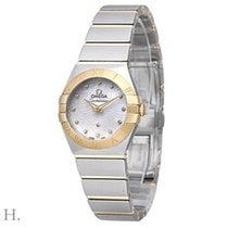 Omega Constellation Quartz 123.20.24.60.55.008 2019 nouveau