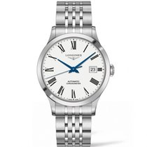 Longines Record L2.821.4.11.6 new