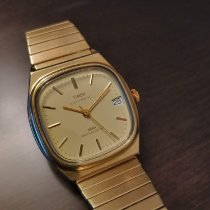 Timex Gold/Steel 36mm Automatic pre-owned