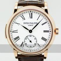 Patek Philippe Minute Repeater Or rose 38mm Blanc