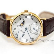 Breguet Yellow gold 36.3mm Automatic 3137BA/11/986 pre-owned