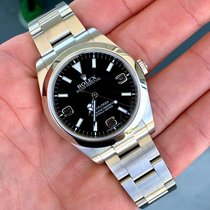 Rolex Explorer Steel 39mm Black United States of America, Texas, Houston