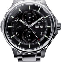 Ball Engineer Master II new Automatic Chronograph Watch with original box and original papers CM3888D-S1J-BK