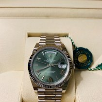 Rolex Day-Date 40 228239 Unworn White gold 40mm Automatic UAE, Dubai