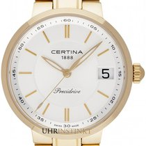Certina Women's watch DS Stella 31.6mm Quartz new Watch with original box and original papers 2019