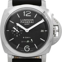 Panerai Luminor 1950 8 Days GMT PAM00233 2011 usados