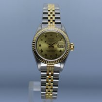 Rolex Lady-Datejust new 1992 Automatic Watch with original box and original papers 69173