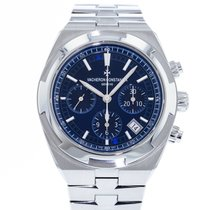 Vacheron Constantin Overseas Chronograph Steel 42.5mm Blue United States of America, Georgia, Atlanta