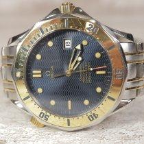 Omega Seamaster Diver 300 M Gold/Steel 41mm Blue No numerals United Kingdom, Hertfordshire